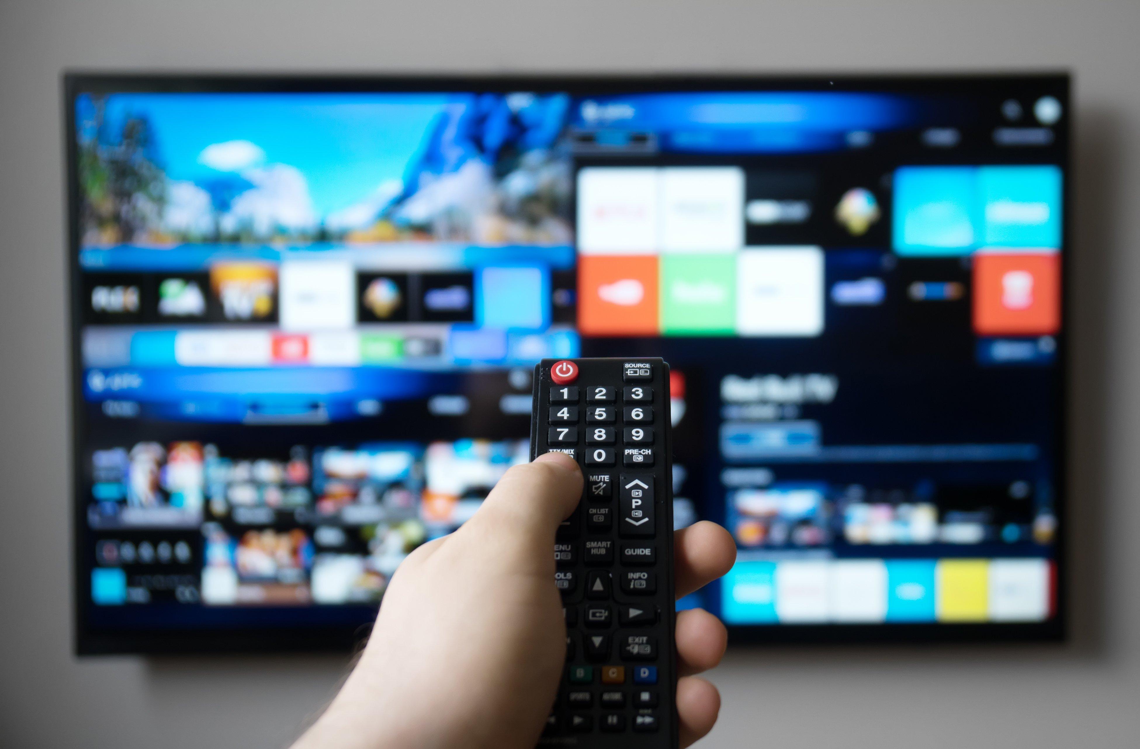 Smart TV image
